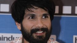Shahid Quotes Robert Frost As He Psyches Himself Up For