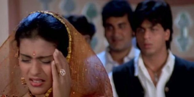 3 Shah Rukh Khan Films Show Karva Chauth Can Make You Do Bizzare