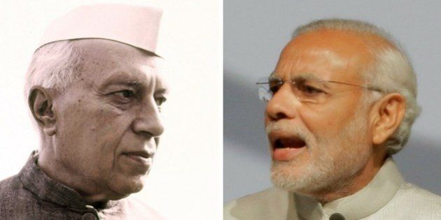African Leaders Praise Nehru Despite BJP