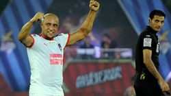 Roberto Carlos Isn't Impressed With The Football Turf At Kolkata's Salt Lake