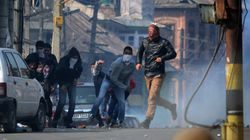 Violent Protests Ensue As 2 Kashmir Villages Clash To Claim LeT Terrorist's