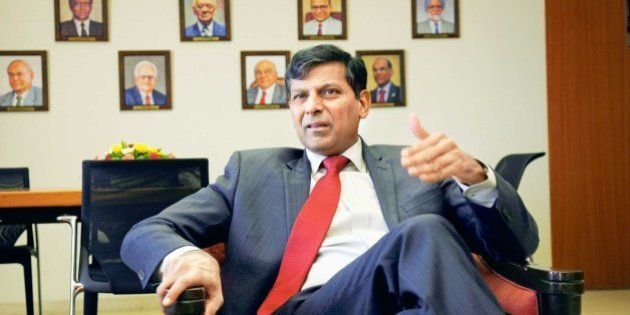 MUMBAI, INDIA - JUNE 3: Raghuram Rajan, Governor of Reserve Bank of India, during an interview with Mint,...