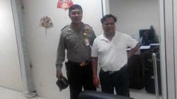 Special Commandos Accompanies Indian Police Escorting Chhota