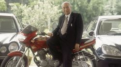 Brijmohan Lall Munjal, Doyen Of Indian Two-Wheeler Industry, Dies After Brief