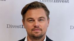 Leonardo DiCaprio Makes A Secret Trip To Taj