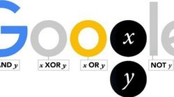 Take A Look At Google's Doodle For George Boole's 200th Birth