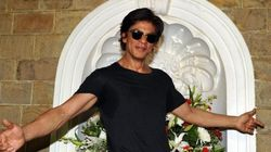 Watch All The Love Pour In For Shahrukh Khan's 50th