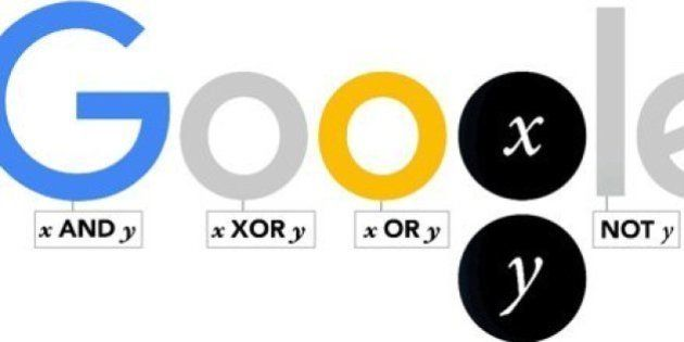 Google's Doodle On Boole Is Geeky But Not