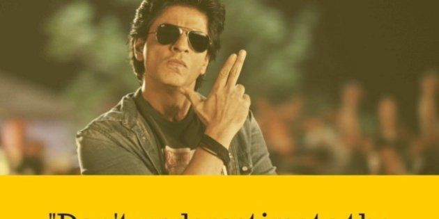 50 Shah Rukh Khan Quotes From His Movies That Are Simply