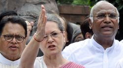 Sonia Gandhi Meets President Mukherjee To Discuss 'Rising