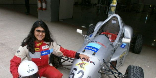 Sneha Sharma Is Not Only India's Fastest Woman Racer, She's Also A