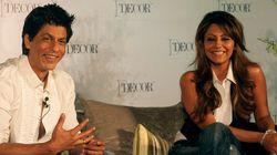 Cute Alert! Gauri Khan Posts Mushy Selfie With Shah Rukh On