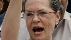 Sonia Gandhi Leads March Against 'Sinister Campaign' To Spread