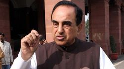 Subramanian Swamy: Government's Charge Of Promoting Communal Hatred Is Totally