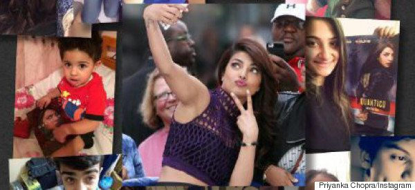Priyanka Chopra Bags People's Choice Awards