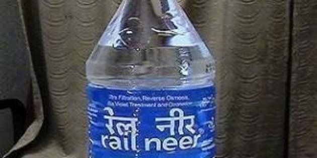 You Can Get Diarrhoea By Drinking Indian Railways' Bottled Water, Hints