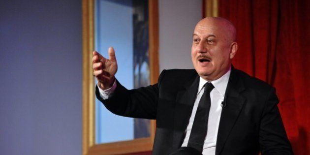 Indian Bollywood actor Anupam Kher announces season 2 of his show The Anupam Kher Show - Kucch Bhi Ho...