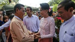Myanmar Elections: Aung San Suu Kyi Supporters Confident Of A Landslide