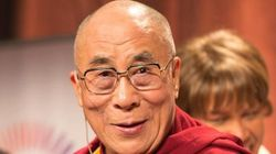 India Is Largely Peaceful, Says Dalai