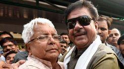Shatrughan Sinha Has A Comeback To Vijayvargiya's Dog