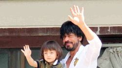 AbRam Khan Disapproves Of Dad SRK And Kajol's