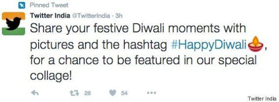 Use Twitter's Awesomesauce Diwali Emoji To Add Extra Flair To Your Festive