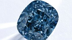 A Business Tycoon Bought His 7-Year-Old A Blue Diamond Worth $48