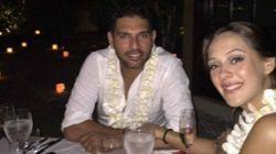 Yuvraj Singh And Actress Hazel Keech Get Engaged In Bali: