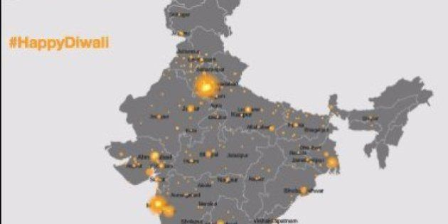 Twitter India Has Shown Us What India Really Looked Like On Diwali, And It Is