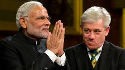 Narendra Modi's Humour Has British Parliament In