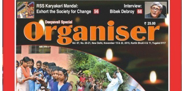 RSS' Organiser Piece On Kerala Draws All Round