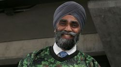 Canada's New Sikh Defence Minister Racially Abused By Soldier On