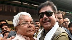 'Jungle Raj' Remarks Did Not Go Well With The People Of Bihar, Says Shatrughan