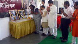 Hindu Mahasabha Marks Day Mahatma Gandhi's Killer Nathuram Godse Was
