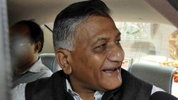 VK Singh Says Intolerance Debate Is An Unnecessary Creation Of Imaginative