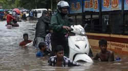 Chennai Rains: 59 Dead, City Flooded As Weather Office Forecasts More Showers In Next Three