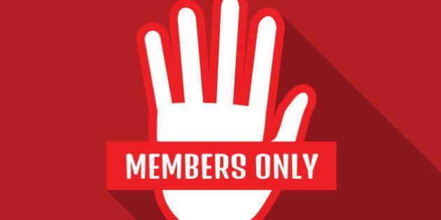 VIP Club members only
