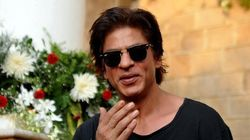 Shah Rukh Khan Shoots For 'Fan' In Hometown