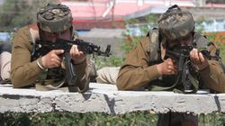 Colonel Killed And Four Jawans Injured In Encounter With Militants In