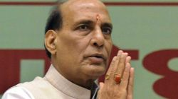 Rajnath Singh To Discuss Arms Smuggling And Security Issues During China
