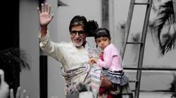 Amitabh Bachchan Pens Poem For Granddaughter Aaradhya's Fourth
