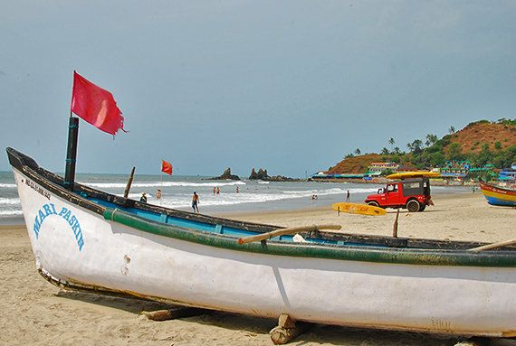 Three Days In Goa - On A Shoestring And Off The Beaten
