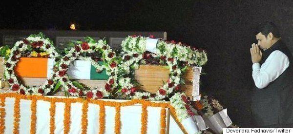 Colonel Santosh Mahadik Gets Moving Farewell In