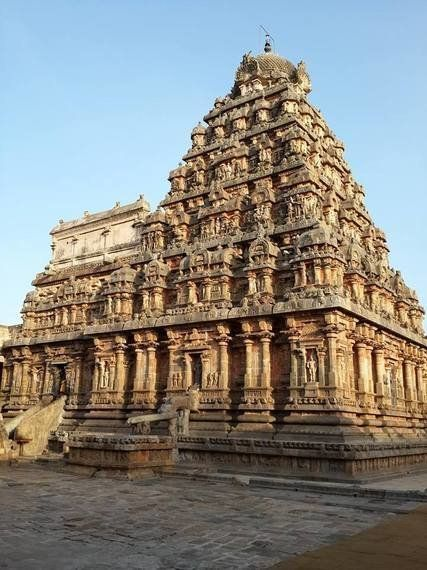 A Trip To Ancient India: The Living Chola Temples Of Tamil
