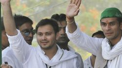 Lalu's Debutante Sons Get Six Ministries In Nitish Kumar