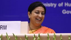 Indian Women Are Not Dictated What To Wear, Who To Meet, When To Meet: Smriti