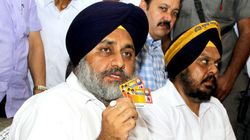 Sukhbir Singh Badal Accuses Congress Of Encouraging