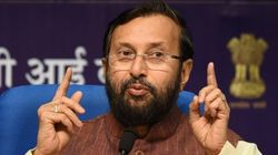 Prakash Javadekar: Developed World Should Vacate The Carbon Space For Our