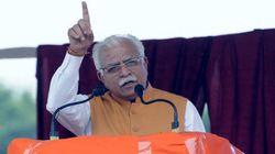 Haryana CM Khattar Warns Stringent Punishment For Cow Slaughter, Consumption Of