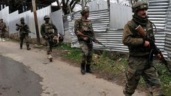 Indian Army Scours Rajwar Forests In Jammu-Kashmir For Hidden